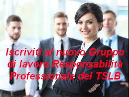 GDL Responsabilità professionale del TSLB